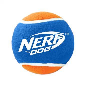 Nerf jättitennispallo koiralle (Monivärinen)