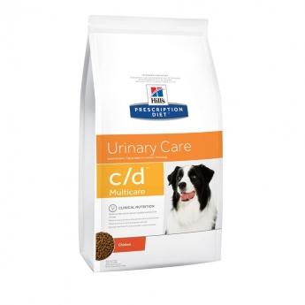 Hills Diet Dog c/d Multicare 12kg