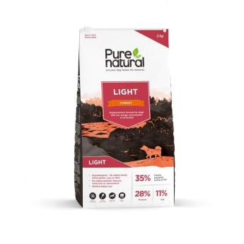 Purenatural Dog Adult Light Turkey (2 kg)