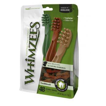 Whimzees hammasharja XS säästöpussi 48 kpl (XS)