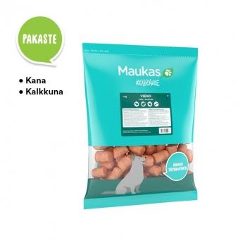 Maukas Vieno raakatäysravintopulla 1 kg