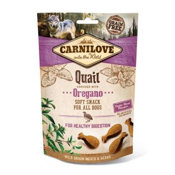 Carnilove Snack viiriäinen+oregano200 g