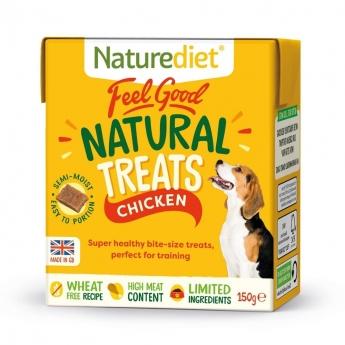 Naturediet Treat kana 150 g