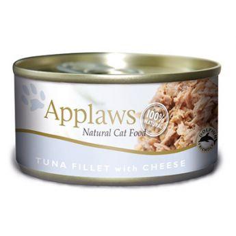 Applaws Cat tonnikalafilee ja juusto