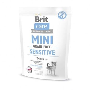 Brit Care Mini Grain Free Adult Sensitive (400 g)