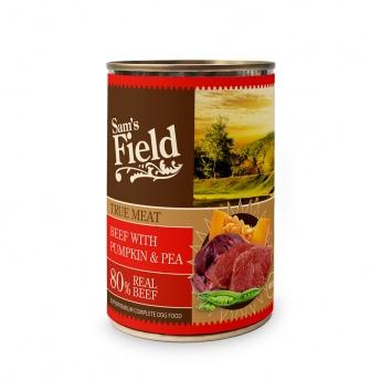 Sam´s Field nauta