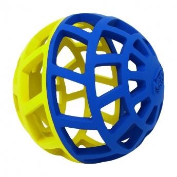 Nerf EXO pallo sininen/keltainen
