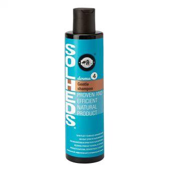 Solheds Derma4 Gentle -shampoo (250 ml)