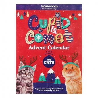 Rosewood Cupid&Comet joulukalenteri kissoille