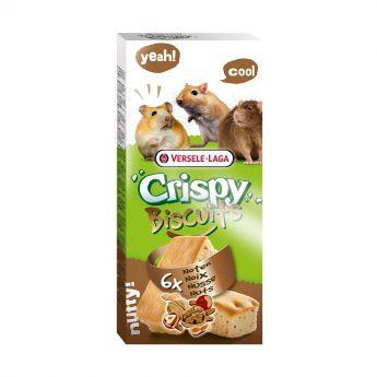 Versele-Laga Crispy Biscuits Mammals Nuts (70 grammaa)