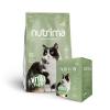 Nutrima Cat Vital Fussy (10 kgs) + märkäruoka