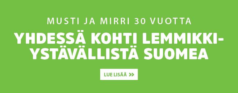 Musti Ja Mirri Itäkeskus