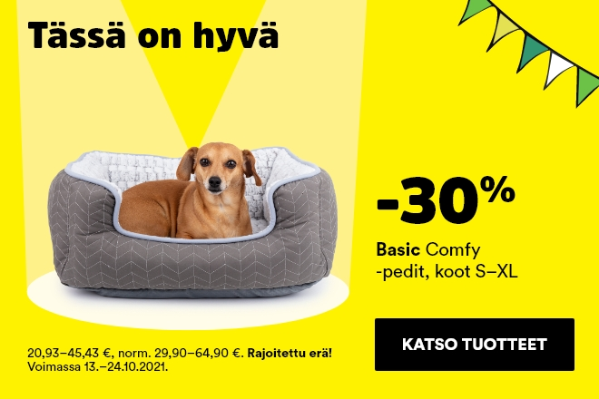 Basic Comfy peti -30 %