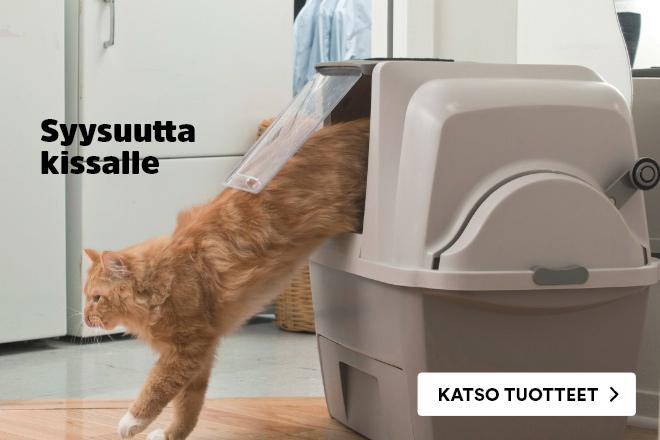 uutuustuotteet kissoille