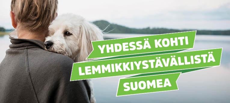Lemmikkiystävällinen Suomi