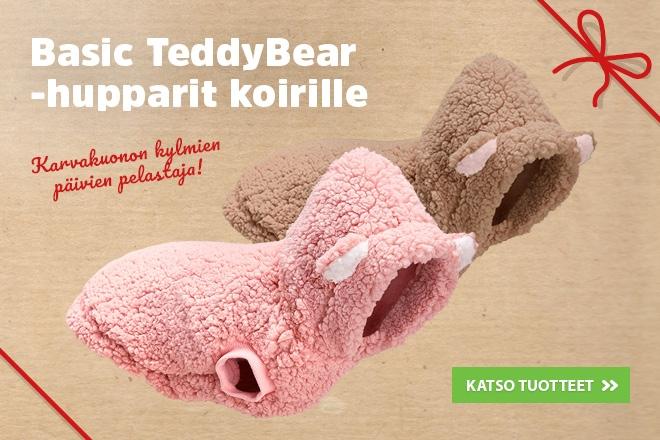 teddy huppari