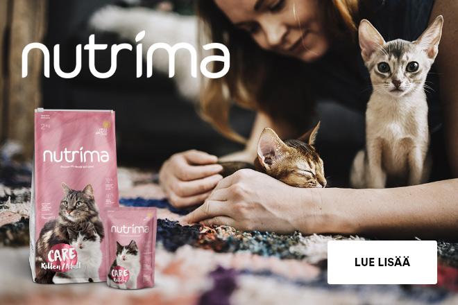 Nutrima-penturuoat kissoille