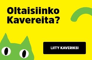 Liity Mustin ja Mirrin Kaveriksi!