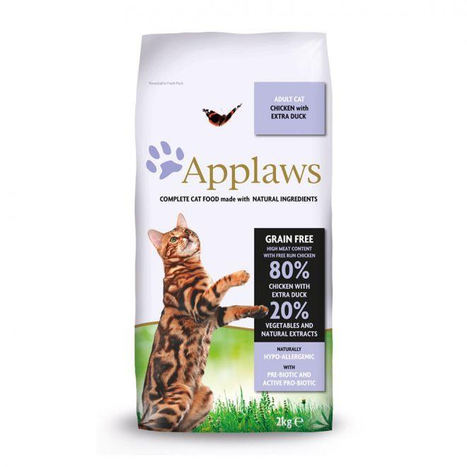 Applaws Cat Adult kana&ankka