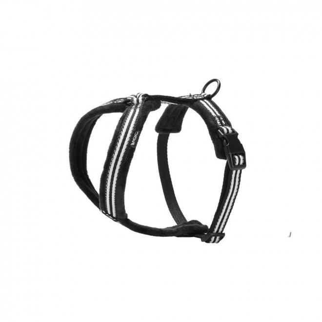 Basic Cosy soft valjas musta/valkoinen