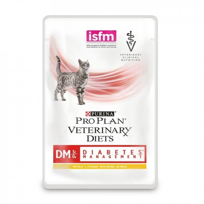 PP VD Cat DM Diabetic kana 10x85g