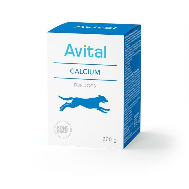 Avital Calcium -jauhe