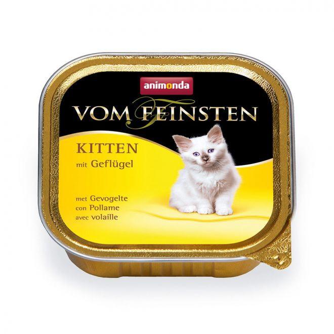 Animonda Vom Feinsten Kitten siipikarja 100g