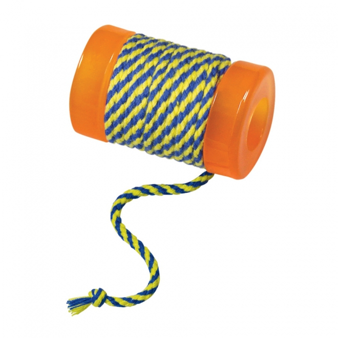 Petstages OrkaKat Catnip Spool with String