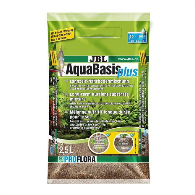 JBL AquaBasis plus ravinnepohja