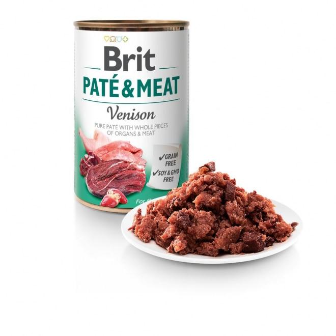Brit Care Pate & Meat Peura 400 g
