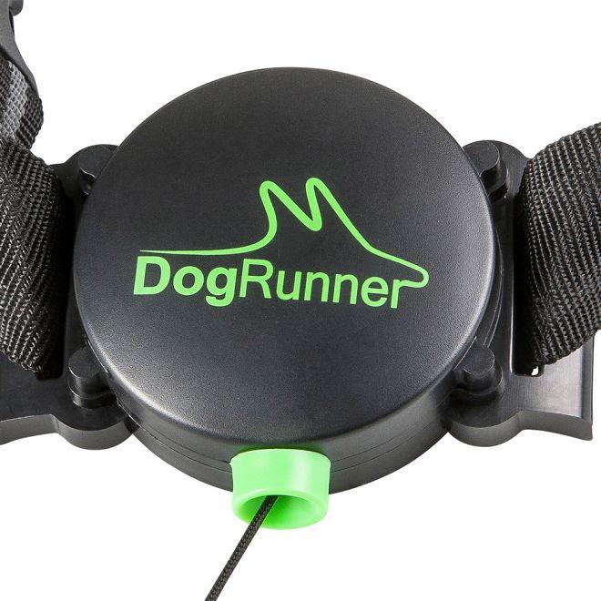 Non-stop Dog Runner juoksuvyö (Musta)