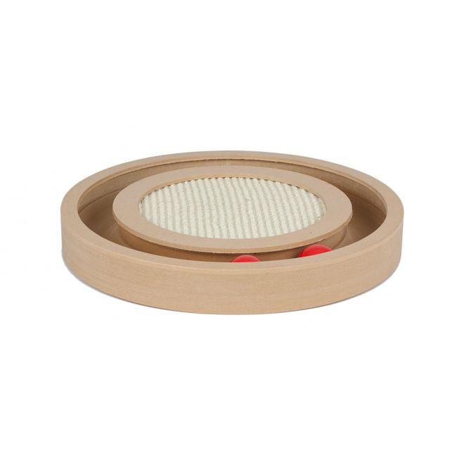 Little&Bigger Roll-a-Ball Circle peli