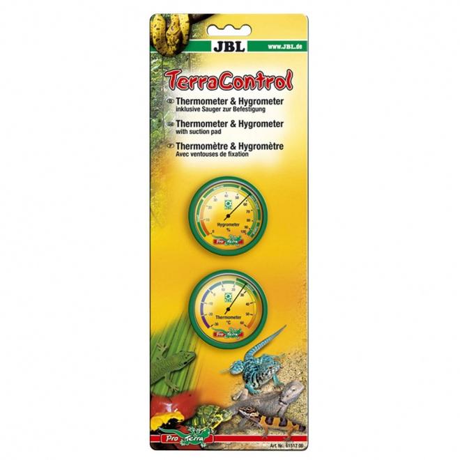 JBL TerraControl mittarisetti