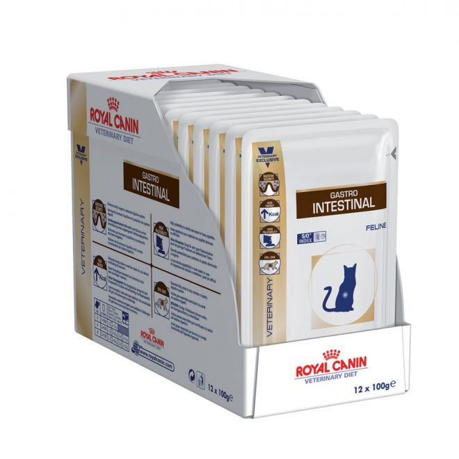 Royal Canin Veterinary Diet Cat Gastro Intestinal wet