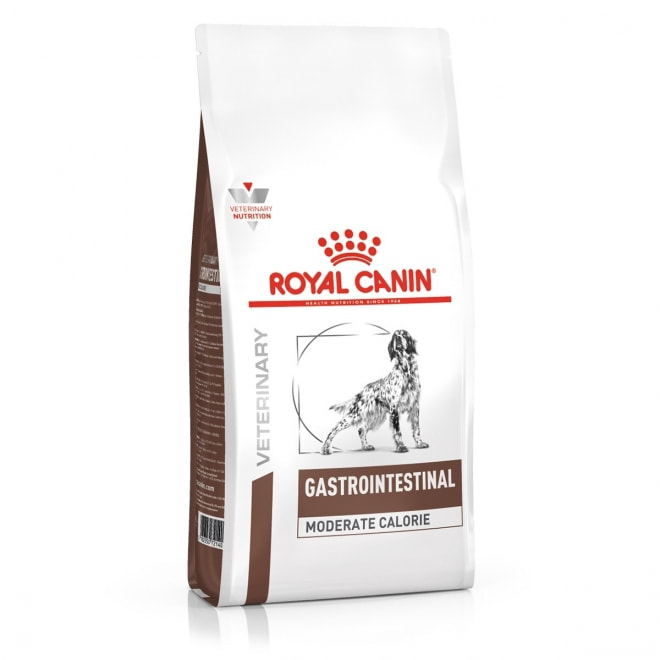 Royal Canin Veterinary Diets Dog Gastro Intestinal Moderate Calorie