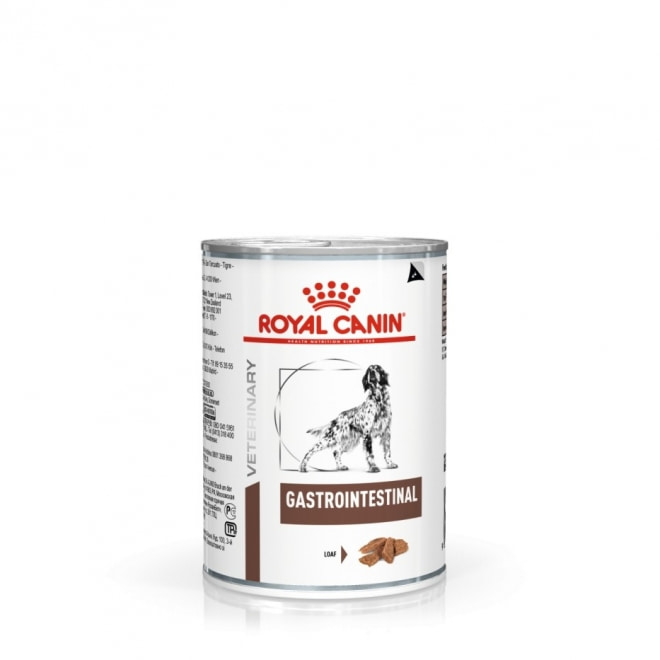 Royal Canin Veterinary Diet Dog Gastro Intestinal wet (12x400g)