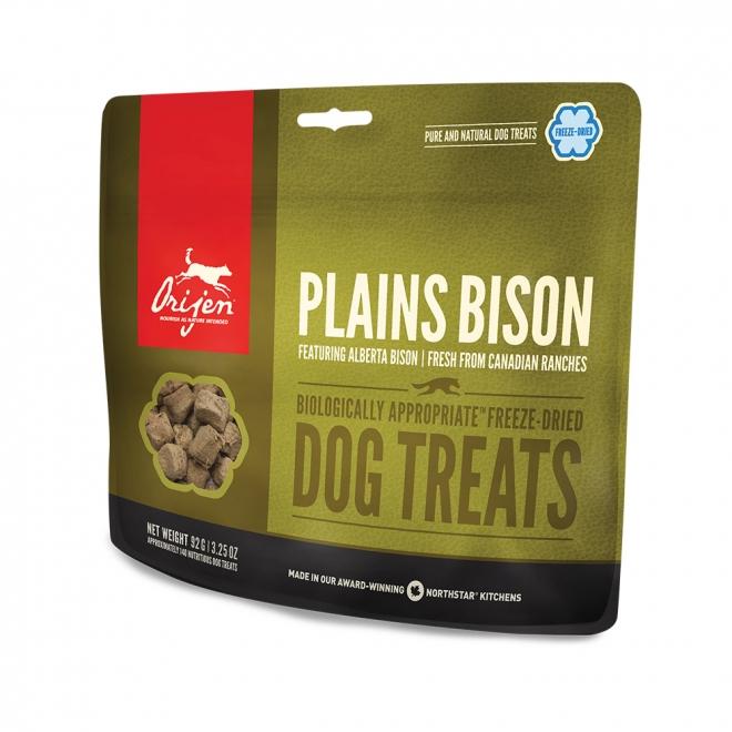 Orijen Dog Treats Bison 42,5 g