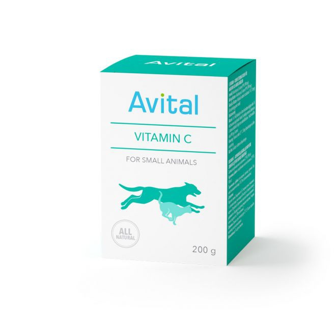 Avital Vitamin C -jauhe 200 g