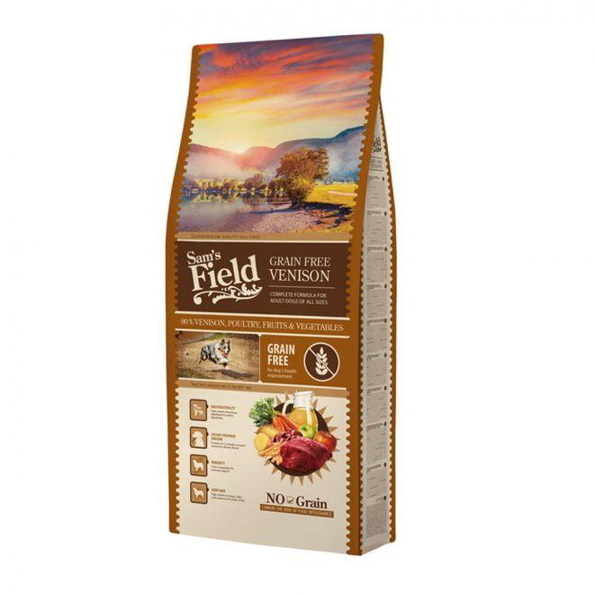 Sam´s Field  GF Venison (13 kg)