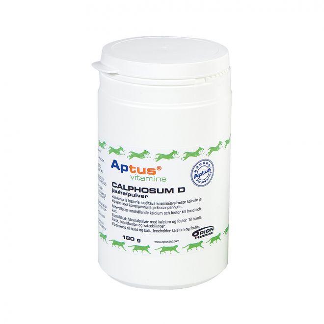 Aptus Calphosum D kivennäisvalmiste jauhe