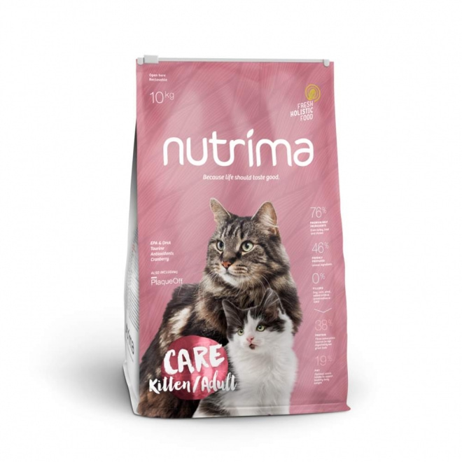 Nutrima Cat Care Kitten/Adult (10 kg)