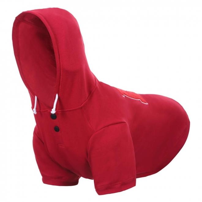Rukka Sierra Sweater punainen
