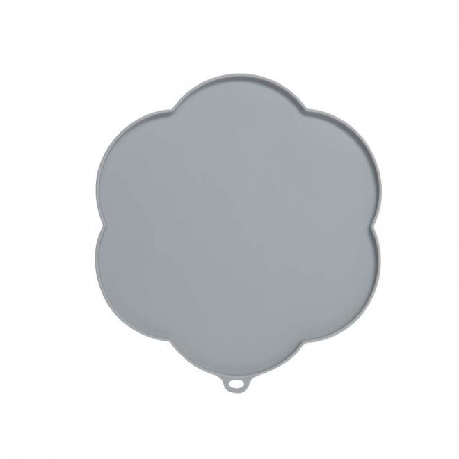 Catit Flower silikonialusta harmaa