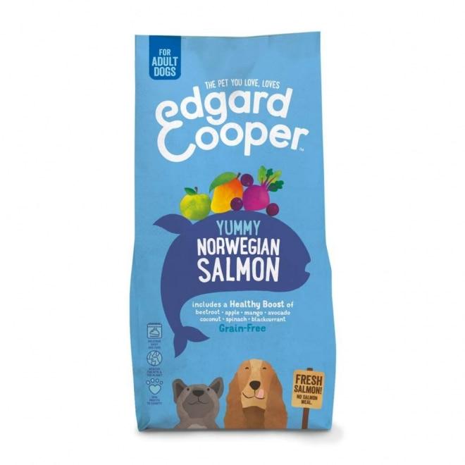 Edgard&Cooper Yummy Norwegian Salmon Grain Free (7 kg)