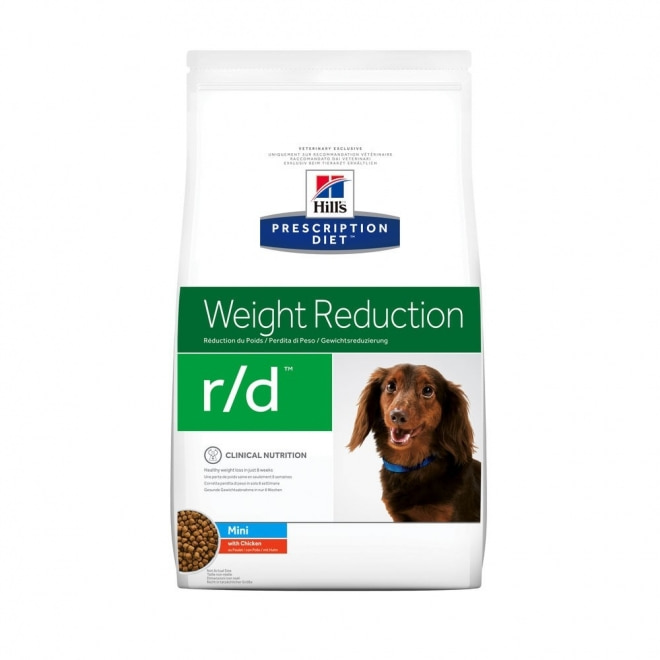 Hills Diet Dog r/d Mini