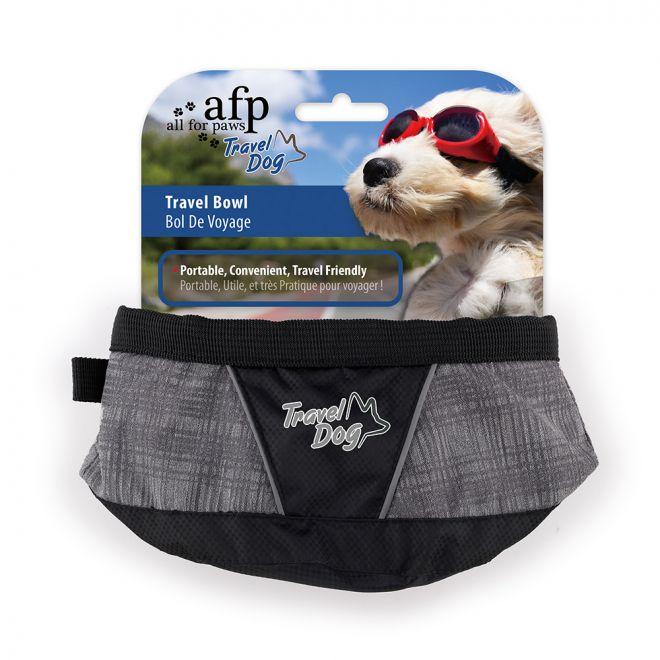 All For Paws Travel Dog matkakuppi (Polyesteri)