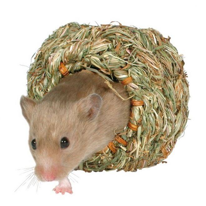 Trixie heinäpesä hamsterille (10 cm)