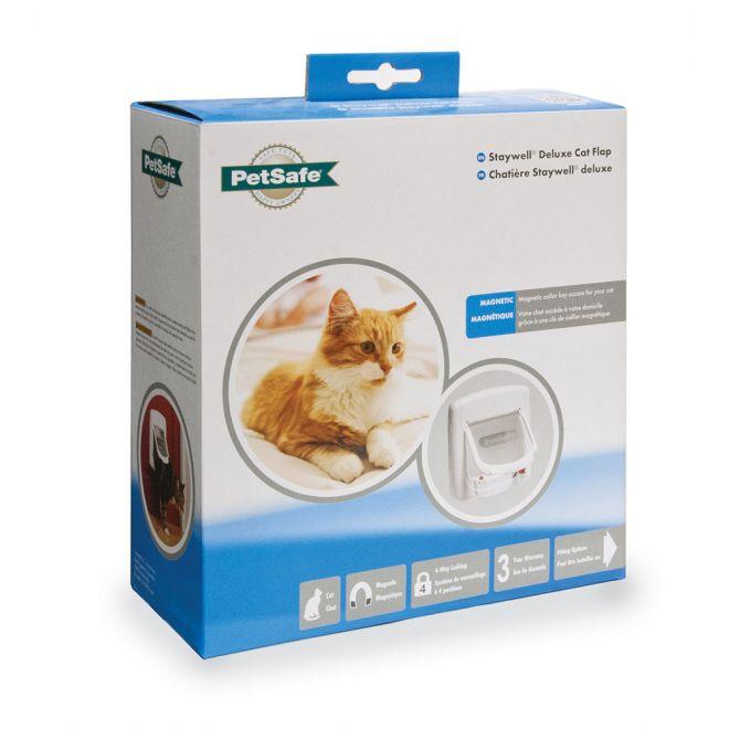 Petsafe Staywell Magnetic DL luukku valkoinen 400 (Valkoinen)