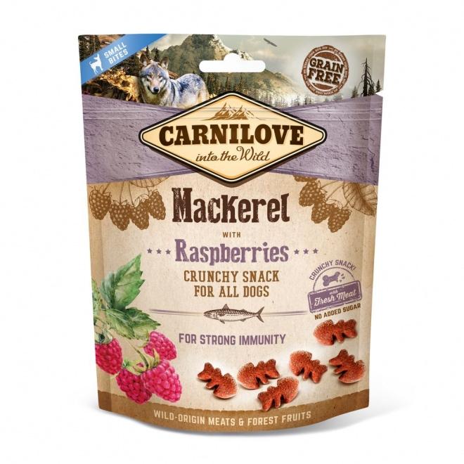 Carnilove Snack crunchy makrilli 200 g