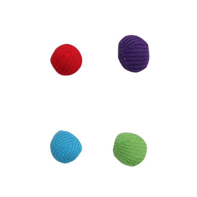 Little&Bigger Fun neulottu pallo (5 cm)